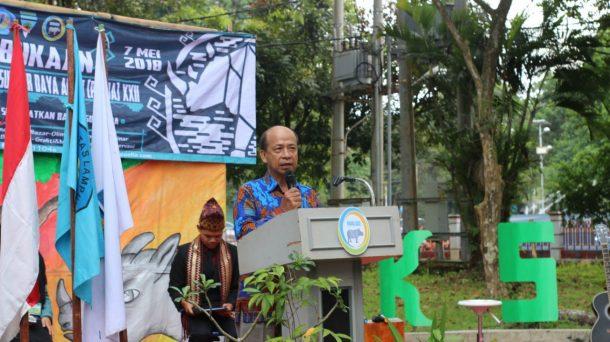 Advertorial: Himbio MIPA Unila Gelar Pekan Konservasi Sumber Daya Alam Bertema Badak Sumatera
