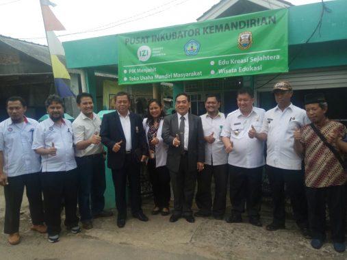 Ini Kata Lurah Gunung Sulah Soal Kampung Wisata Edukasi Bantuan IZI Lampung