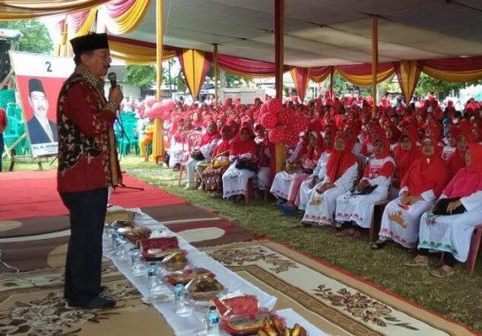 PILGUB LAMPUNG: Sutono Panen Raya di Lampung Tengah