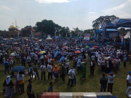 PILGUB LAMPUNG: Sahabat Herman HN Konsolidasi Massa di Lampung Selatan