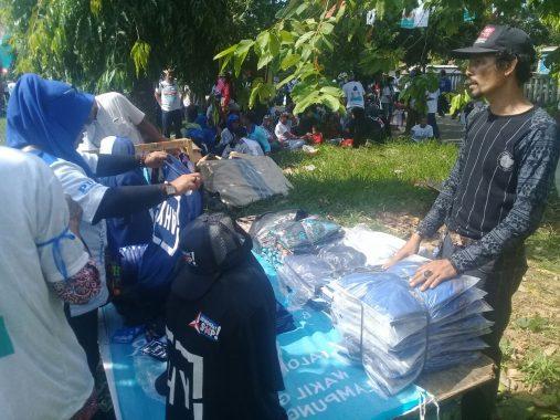 PILGUB LAMPUNG: Konsolidasi Sahabat Herman HN di Way Sulan Lamsel