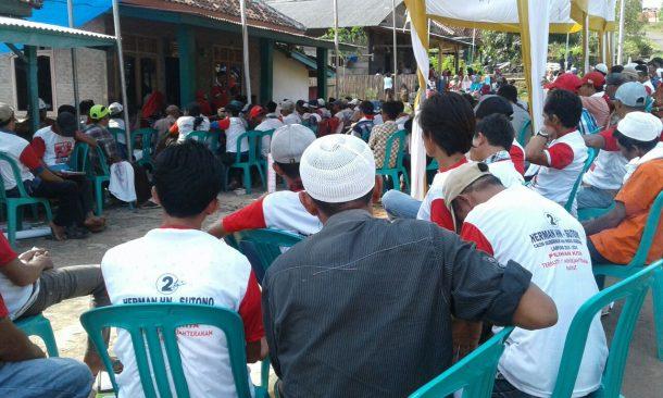 Handrie Kurniawan Lepas Peserta Karnaval Ramadan BKPRMI Kecamatan Panjang