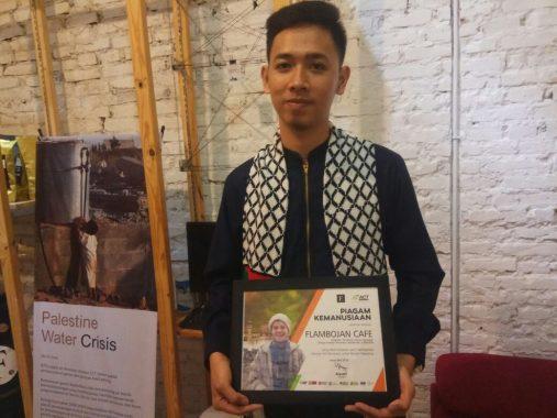 Ini Kata Syekh Yahya Alnajjar Soal Krisis Air Bersih Palestina dan Teror Bom di Transmart Lampung