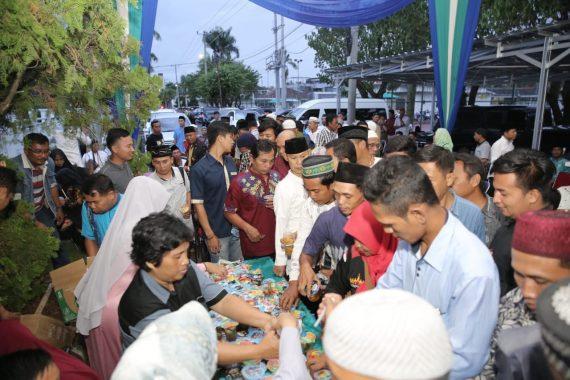 Lemang Tapai, Kuliner Ramadan yang Makin Langka di Bandar Lampung