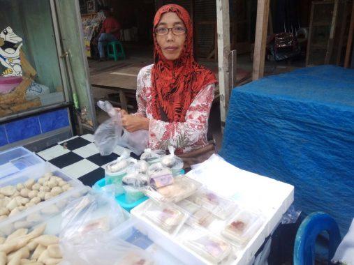 KULINER RAMADAN: Penjual Burgo di Bandar Lampung, Bertahan di Tengah Gempuran Makanan Kekinian