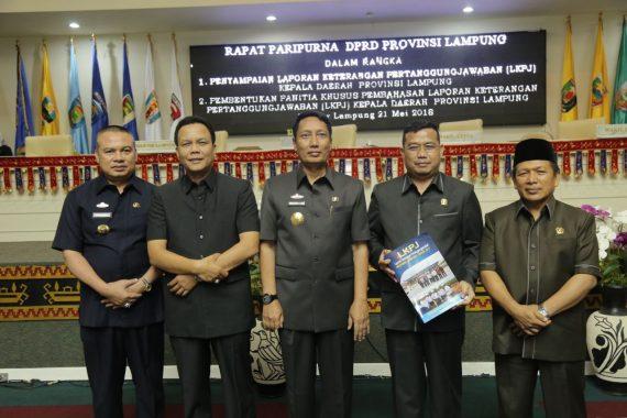Advertorial: DPRD Lampung Gelar Paripurna LKPJ Kepala Daerah
