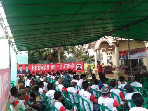 PILGUB LAMPUNG: Sahabat Herman HN Buka Puasa Bareng dan Konsolidasi di Lamtim