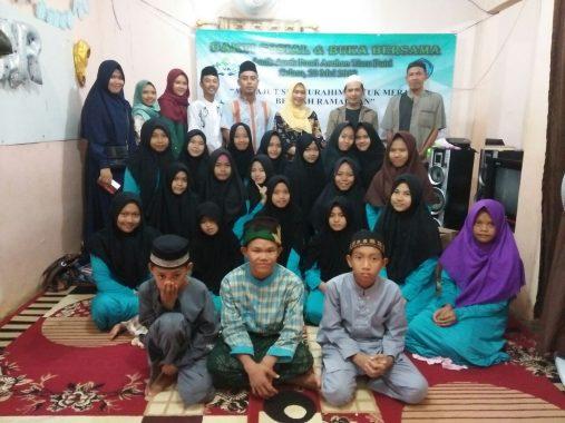 HMJ Pendidikan Guru Madrasah Ibtidaiyah UIN Raden Intan Lampung Gelar Baksos