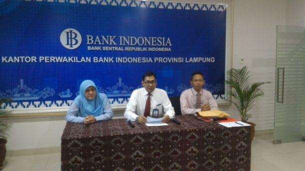 Siapkan Rp3,1 Triliun, BI Lampung Jamin Kebutuhan Uang Kartal Ramadan-Lebaran Cukup