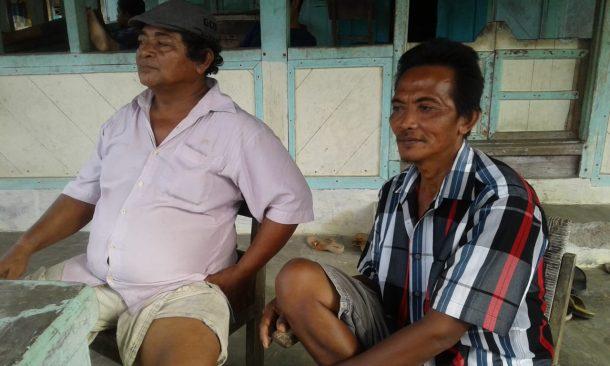 PILKADA TANGGAMUS: Dua Pria Asal Cukuhbalak Ini Yakin Suara Dewi Handajani Signifikan
