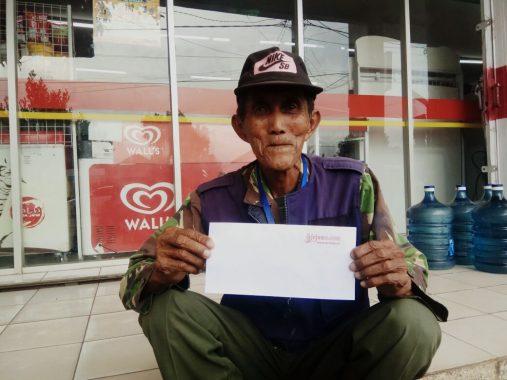 PUASA DUAFA: Kakek Jamal Tak Kuat Lagi Tiup Peluit
