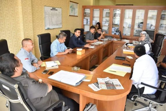 DPRD Bandar Lampung Raker dengan KPU dan Panwaslu