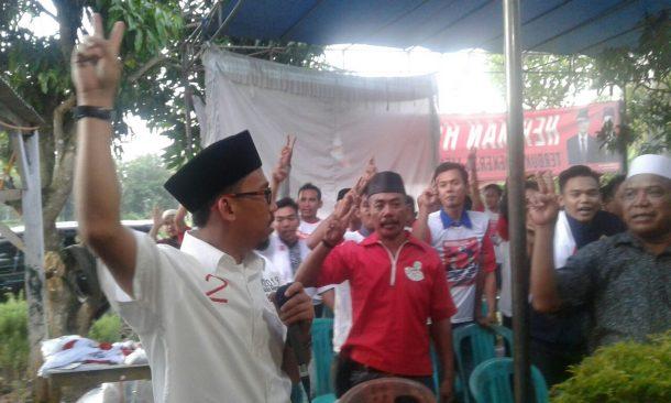 PILGUB LAMPUNG: Sahabat Herman HN Ajak Warga Lamteng Lawan Politik Uang