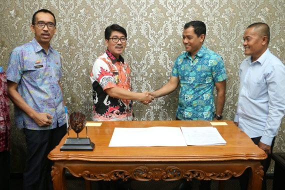 Pemprov Lampung Gandeng PT Grand Modern sebagai EO Festival Krakatau 2018