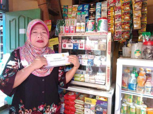 IZI LAMPUNG BERBAGI: Husdaria Bantu Ekonomi Rumah Tangga dengan Usaha Warung