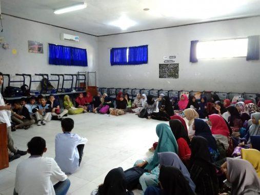 Siswa-Siswi SMK SMTI Bandar Lampung Ikuti Pesantren Kilat Ramadan, 10 Ustaz/Ustazah Jadi Pemateri