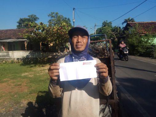 PUASA DUAFA: Fauzi Petugas Kebersihan Rajabasa Yakin Rezeki Ditambah Jika Bersyukur