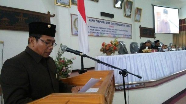 ADVERTORIAL: DPRD Lampung Tengah Gelar Rapat Paripurna LKPJ Tahun Anggaran 2017