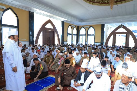 Zainudin Hasan Buka Bersama ASN Lampung Selatan