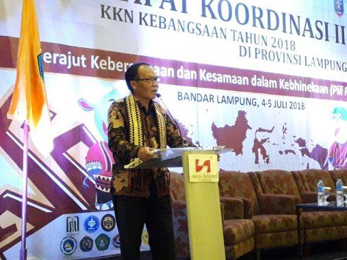 Advertorial: Universitas Lampung Tuan Rumah Kuliah Kerja Nyata Kebangsaan