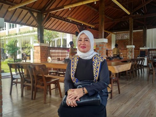 Luncurkan Kinar Resto, Dwita Ria Gunadi Ingin Majukan Pariwisata Lampung