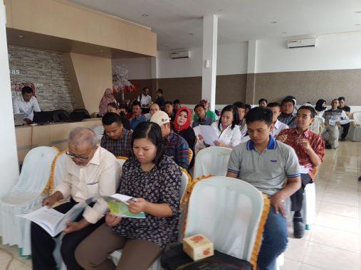 Trainer Hasan Ashari Ajak Agen Pemasaran Perumnas Bandar Lampung Berpikir Positif