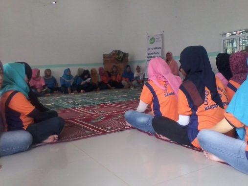 Dua Penggiat Literasi Lampung Ikuti Bimtek Nasional