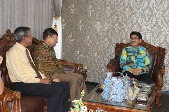 Pemprov Lampung dan Kementerian Keuangan Jajaki Forum Komunikasi