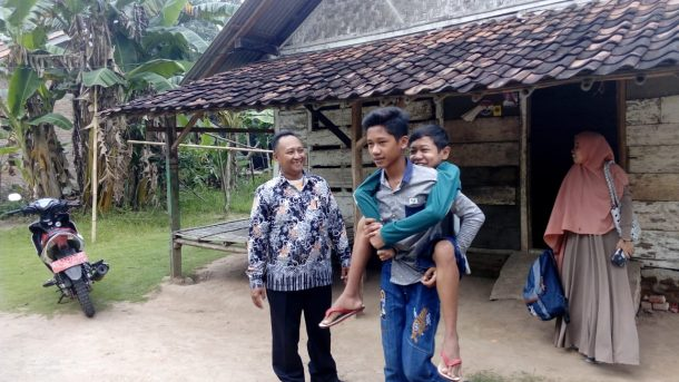 ACT Lampung Besok Ajak Bilal Penderita Lumpuh dan Adiknya Budi Rekreasi ke Lembah Hijau