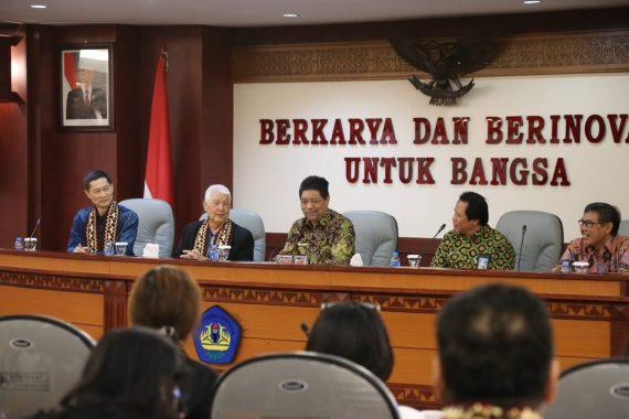 Presiden Asosiasi Tapioka Thailand Kunjungi Universitas Lampung
