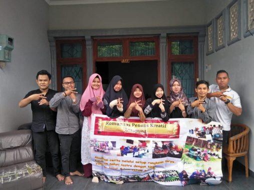 KPKers Lampung Selatan Siap Dakwah dengan Tulisan