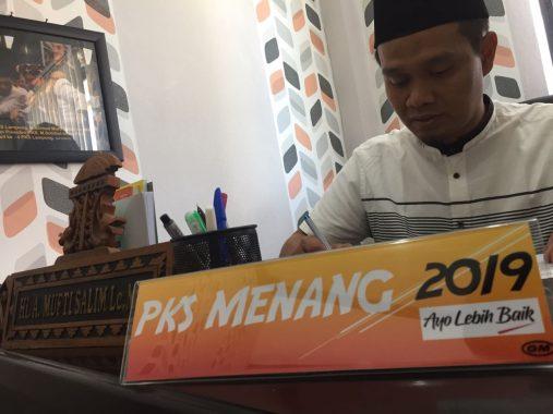 Penuhi Kuota 100 Persen, 85 Caleg PKS Didaftarkan ke KPUD Lampung