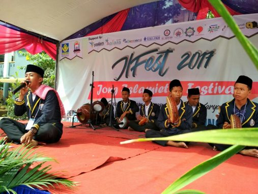 FKAR Bandar Lampung Kembali Helat Jifest 2018, Catat Tanggal Mainnya Guys