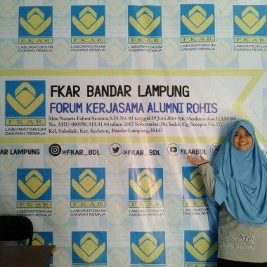 Bingung Pilih Ekskul? FKAR Bandar Lampung Sarankan Gabung Rohis Aja