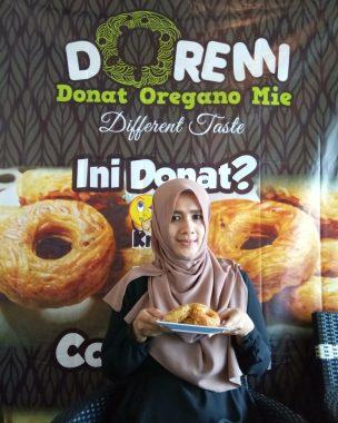 Chef Cantik Ophie Kembangkan Doremi, Donat Ubi Citarasa Khas dan Sehat