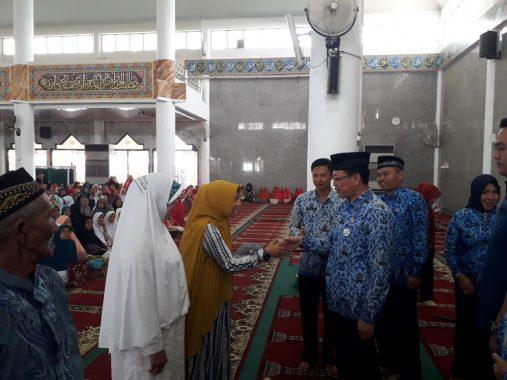 Pemkot Bandar Lampung Beri Tali Asih kepada Calon Haji