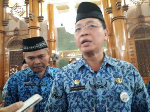 Pemkot Bandar Lampung Lepas Calon Haji ke Tanah Suci