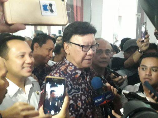 Buka Acara Aparatur Pemerintahan Desa di Lampung, Ini Permintaan Mendagri kepada Agen BIN