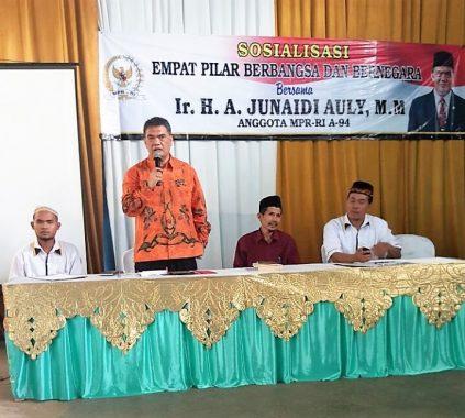 Ahmad Junaidi Auly Pertanyakan Indikator Kemiskinan yang Digunakan BPS