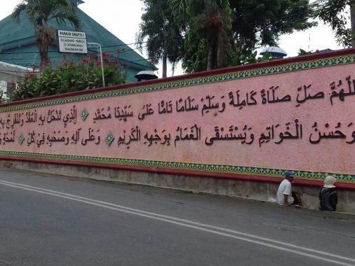 Nenek Ningsih, Mengemis di Kompleks Masjid Al Furqon Karena Impitan Ekonomi