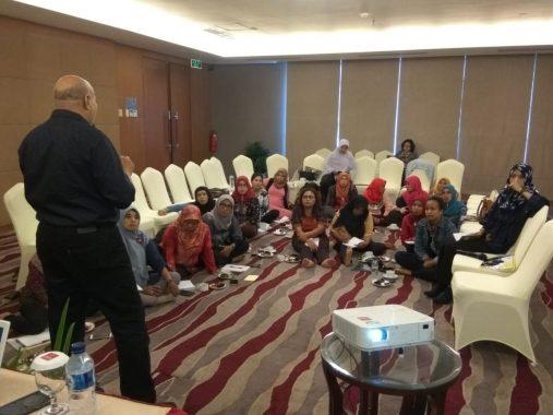 Damar Gelar Pelatihan Fasilitator Diskusi Pencegahan Kekerasan Berbasis Gender