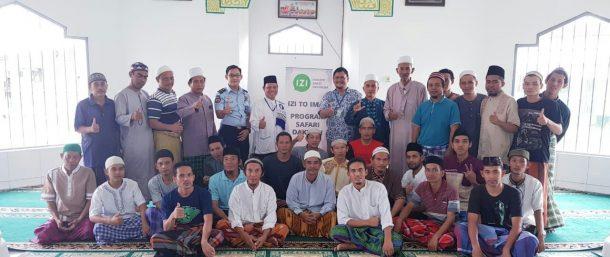 IZI Lampung Gelar Pengajian Warga Lapas Bandar Lampung