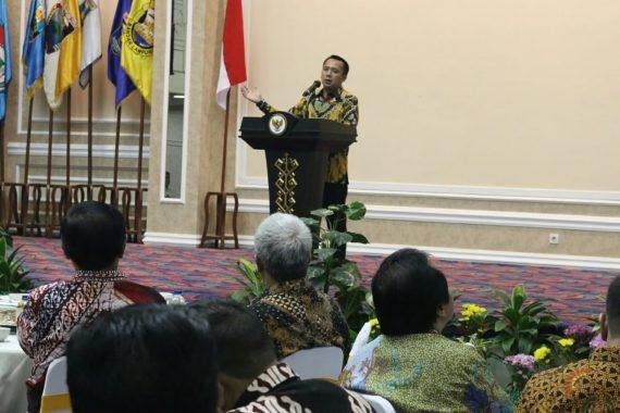 Gubernur Lampung Sambut Mahasiswa KKN Kebangsaan