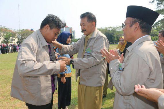 Pemprov Lampung Lepas Mahasiswa KKN UIN Raden Intan