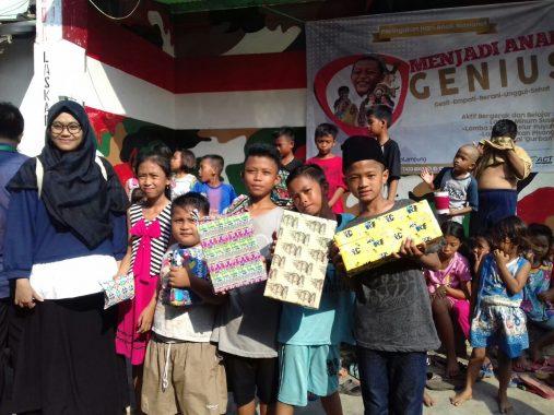Hari Anak Nasional, ACT Lampung Akan Gelar di Beberapa Lokasi Lagi
