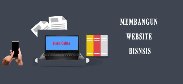 Tips Membangun Website Bisnis Untuk Pemula