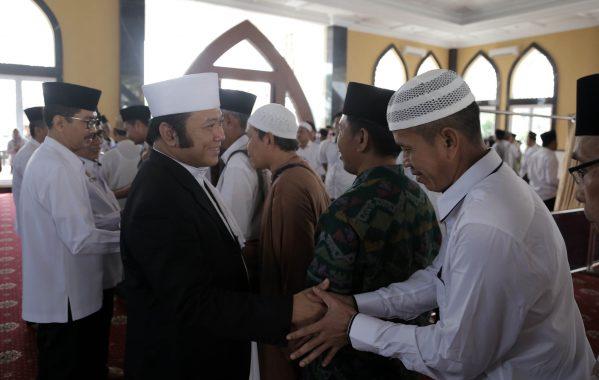 Pemkab Lampung Selatan Subsudi Ongkos Transit Daerah Jemaah Calon Haji
