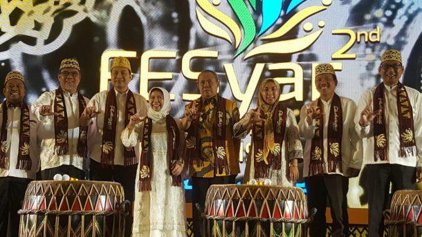 Festival Ekonomi Syariah Regional Sumatera Besutan BI Lampung Dibuka