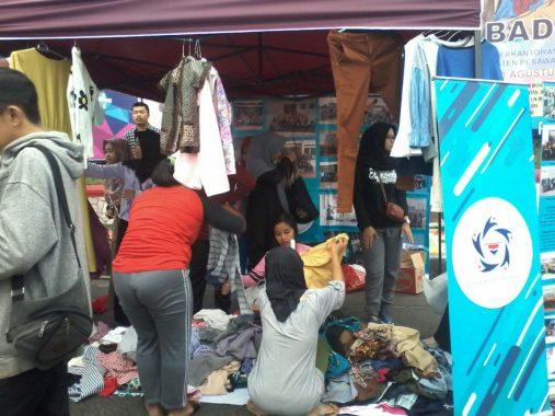 Ratusan Pengemudi Demo di Kantor Grab Bandar Lampung