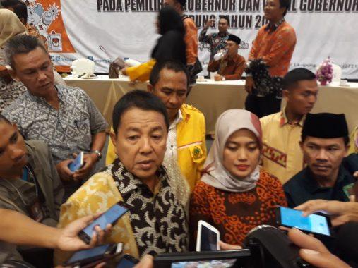 Ditetapkan Sebagai Gubernur Lampung Terpilih, Arinal Berharap Ada Tim Transisi